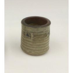 Small vase , B&G Jørgen Mogensen, stoneware