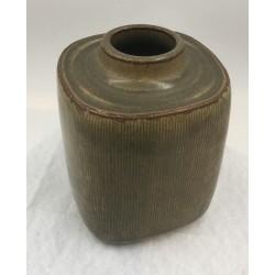 B&G Stoneware vase , Valdemar Petersen